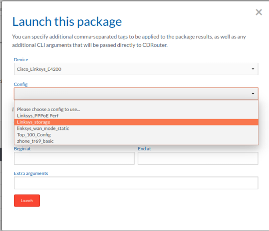 """Package Launch Window"""